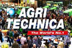 AGRITECHNICA 2015 - expozitie de masini si echipamente agricole