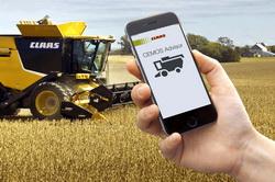 Noua aplicatie CEMOS Advisor APP - optimizati utilizarii combinelor pentru o recolta imbunatatita cu ajutorul smartphone-ului