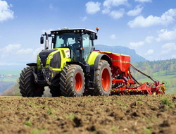 Tractorul CLAAS AXION 870 - Stage IV-Tier 4