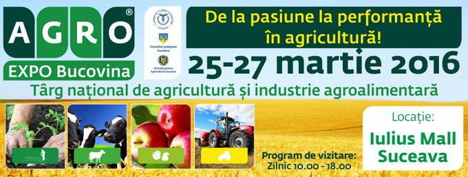 Agro Expo Bucovina 2016