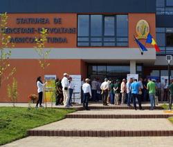 Ziua graului a painii si fertilizarii culturilor la SCDA Turda