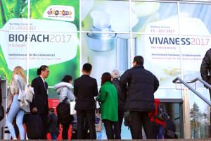 50 de mii de vizitatori la BioFach si Vivaness in 2017