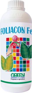 FOLIACON Fe - Fertilizant cu fier pentru plante