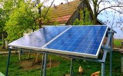 Pompele solare de apa in agricultura