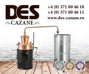 Productie distilatoare si cazane pentru tuica si palinca din cupru alimentar