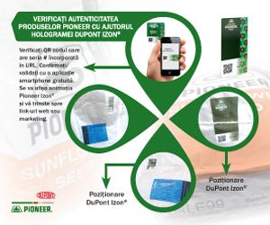Verificati autenticitatea produselor marca Pioneer® cu ajutorul Hologramei DuPont™ Izon®
