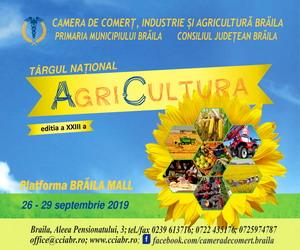 Targul National AgriCultura Braila 2019