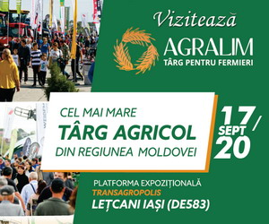 Agralim 2020 - Cel mai mare Targ Agricol din Regiunea Moldovei