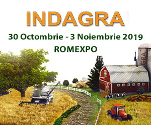 Cel mai mare si important eveniment agricol din Romania, targul INDAGRA 2019